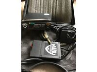 Nady 101 vintage wireless guitar VHF system- mint and 100% reliable