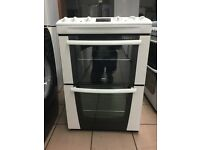 Zanussi electric cooker 60cm ceramic double oven 3 months warranty!!!!!!!
