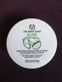 The Body shop Aloe soothing cream mask 100ml
