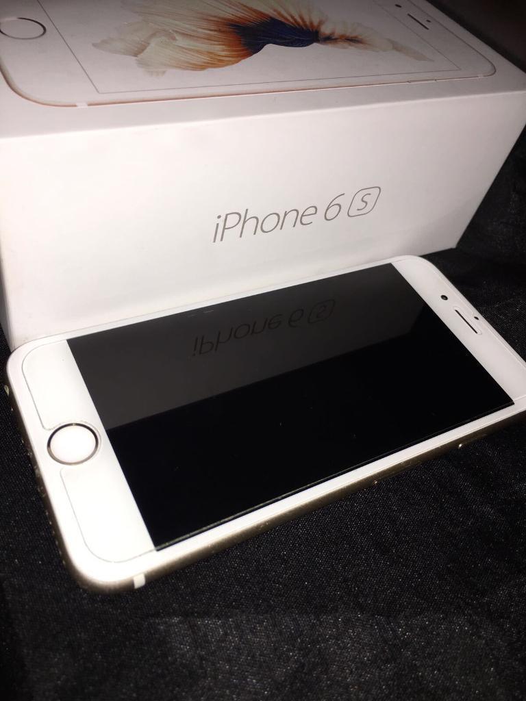 iPhone 6s, 64gb *CASH IN HAND*