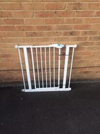 Lindam baby stair gate