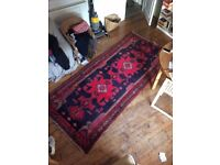 Lovely big Persian Rug. Great Condition. Huge. Bargain.