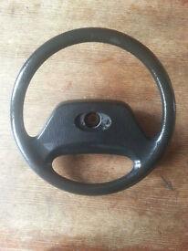 Landrover Steering Wheel