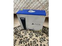 Sony PlayStation 5 console - disk