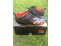 Canterbury Rugby Boots Size 5.5