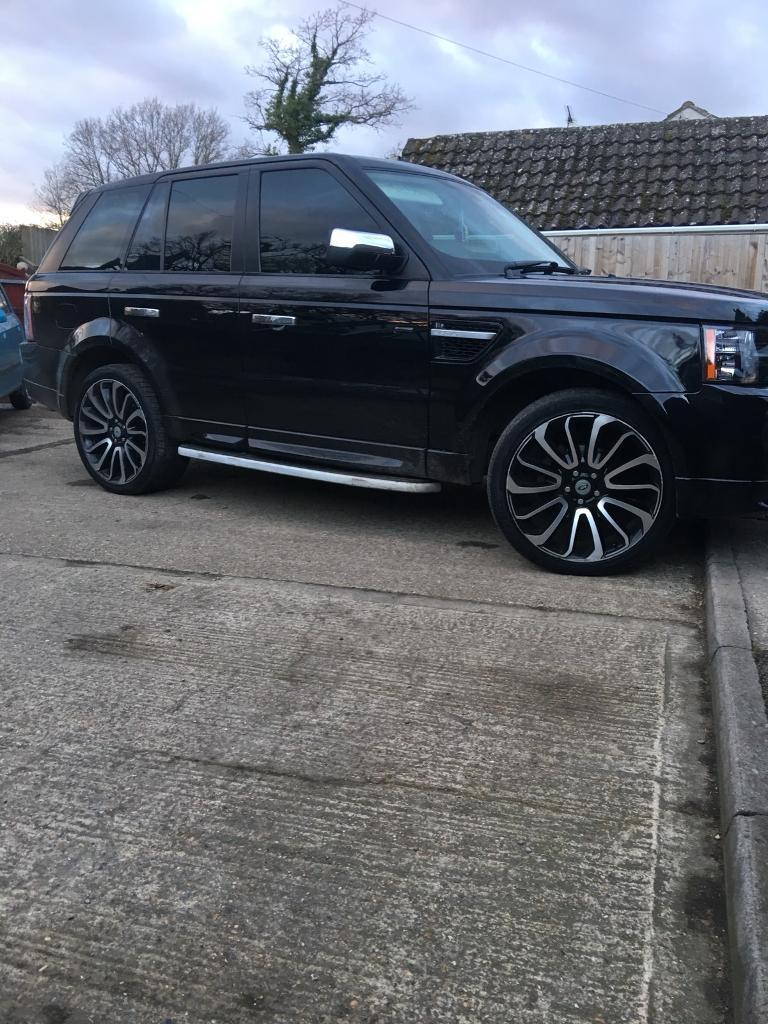 Range Rover sport autobiography conversion