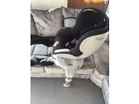Britax Römer dualfix car seat - cosmos black
