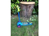 Toy Story 3 wheel micro scooter