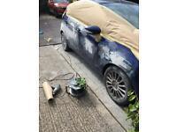 shine mobile car body repair