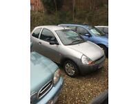 55 reg ford ka full mot only 60,000 miles