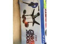 PS4 Rock Band Rivals - £90