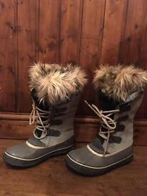 Women's 'Joan of Arc' Sorel Winter Boot UK size 5.5