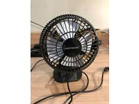 Keynice Mini USB Clip and Desk Personal Fan