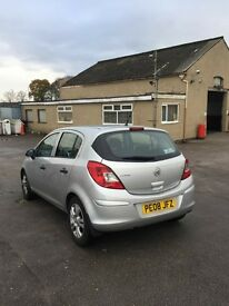 vauxhall corsa 1.2 full service history hpi clear genuine warranty millage 2key