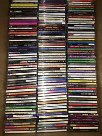 330x music CDs job lot