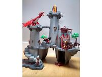 Playmobil – 4835 Dragon Castle boxed