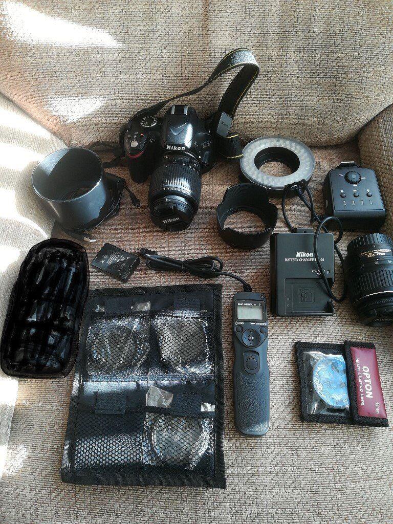 Nokia D3200 DSLR Camera