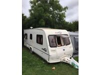 2006 Bailey pageant Bordeaux fixed bed all extras awning etc £4600