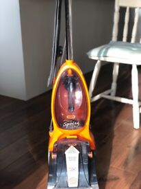 Vax Rapide spring carpet washer, good working order for £15