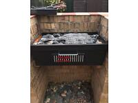 BBQ Grill for Brick surround