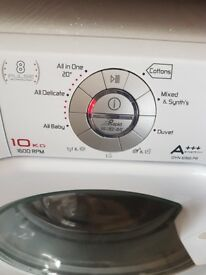 Moving Sale - Hoover 10 kg Washer