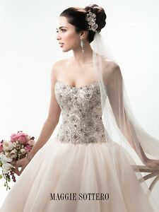 Wedding dress - Maggie Sottero (Reduced)