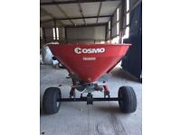 Trailed Fertilizer Spreader - COSMO PTB 560