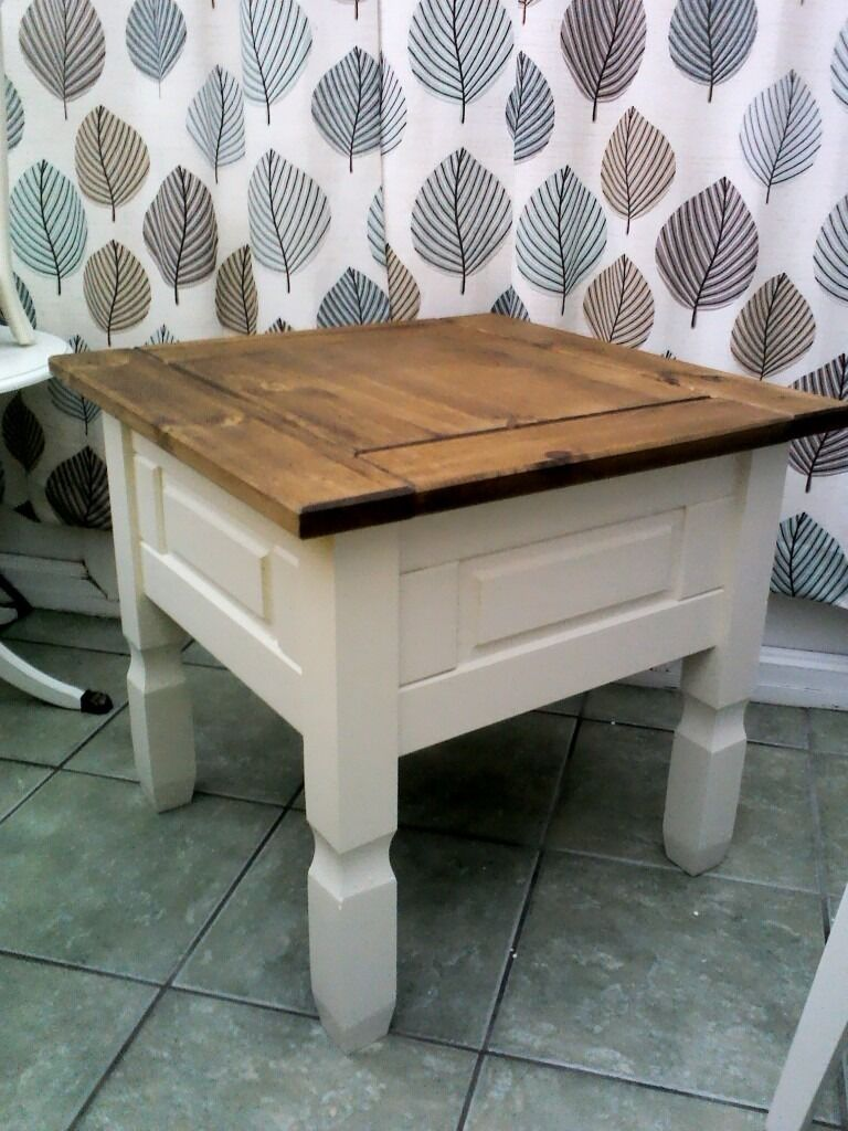 Mexican Pine Coffee Table Shabby Chic Solid Mexican Pine Coffee Table In Norwich Norfolk