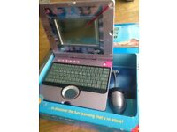 Child Vtech Slim Laptop/Tablet