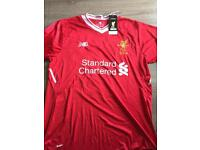 Liverpool Home 2016 Gerrard 8 Large