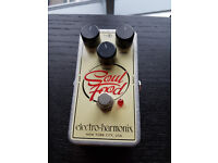 Electro Harmonix Soul Food Distortion Guitar Pedal - Barely Used - Analogue - Mono - RRP £65