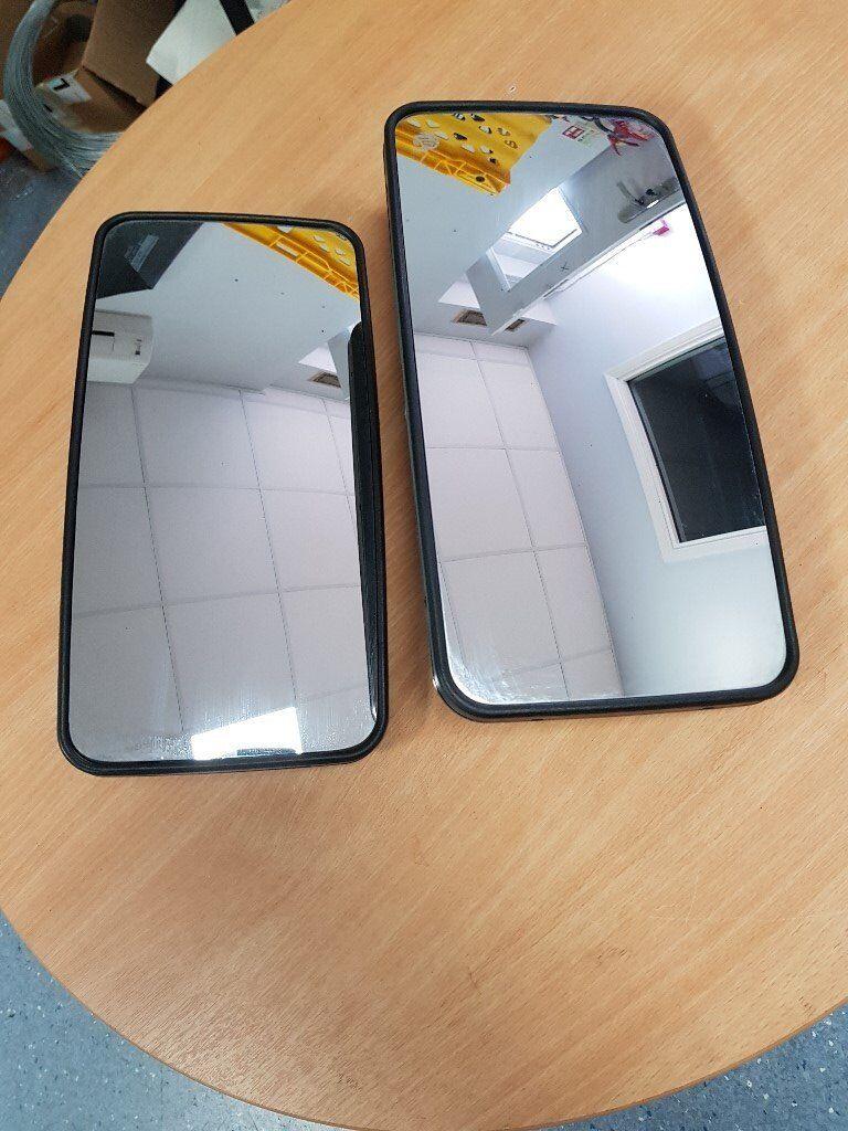 Mitsubishi Fusso heated mirrors - pair