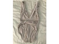 Jeffrey boutique swimsuit in stone - size 8