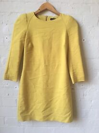 Yellow Dress (Zara) XS