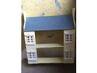 Fun Dollshouse Bedroom Shelves