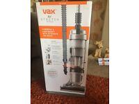 Vax upright Vacuum with 6yr warranty