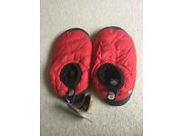Mountain Hardwear Sub Zero Down Moccasin - Men's Medium BNWT