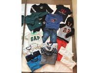 Next Mothercare Gap winter boys bundle age 1.5-2yrs, good condition
