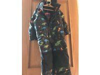 Snowsuit - Burton Minishred One Piece Size 2