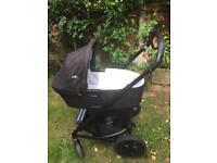 Joie Pushchair and Carry Cot