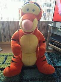 3ft original tigger teddy perfect condition
