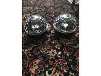 Pair of dj lights like new