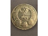 Belfast £1 coin