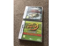 Nintendo DS Games (pair)