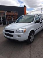 2009 Chevrolet Uplander very clean cargo van /6mth warranty