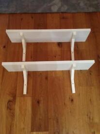 Ikea double shelf excellent condition