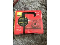 Nikon Coolpix S3600 , *brand new* , red