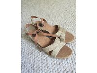 Ugg sandals. Size 5 and a half.