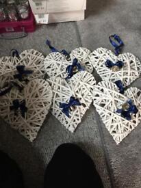 6 X Hearts