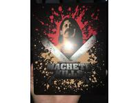 Machete Kills - BluRay Steelbook